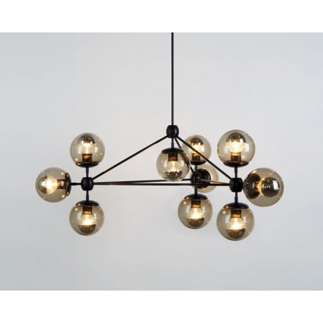 Подвесной светильник ROLL and HILL Modo Chandelier By Jason Miller