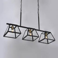 Подвесной светильник Loft Trapezium Trio
